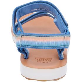 Teva Original Universal Ombre Sandalen Dames roze/blauw